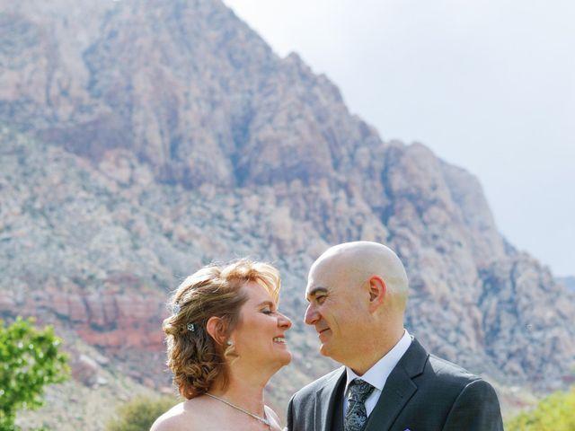 Scott and Tammy's Wedding in Las Vegas, Nevada 15