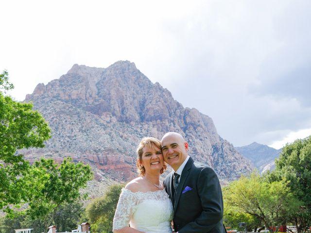 Scott and Tammy's Wedding in Las Vegas, Nevada 16