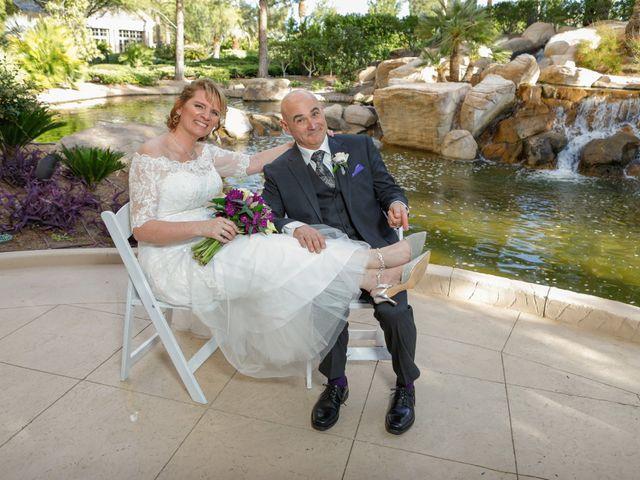 Scott and Tammy's Wedding in Las Vegas, Nevada 30