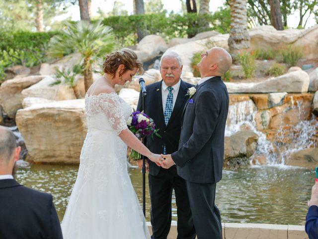 Scott and Tammy's Wedding in Las Vegas, Nevada 25