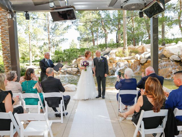 Scott and Tammy's Wedding in Las Vegas, Nevada 27
