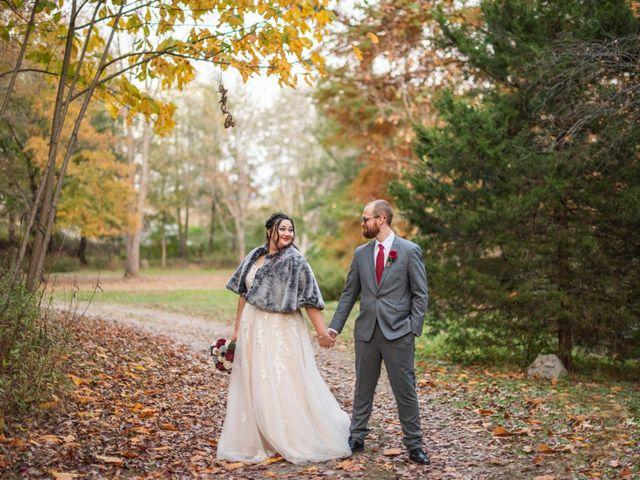 The wedding of Leona and Matthew