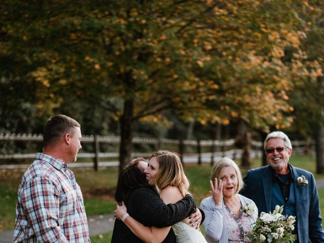Aimee and Chelsey's Wedding in Blowing Rock, North Carolina 44