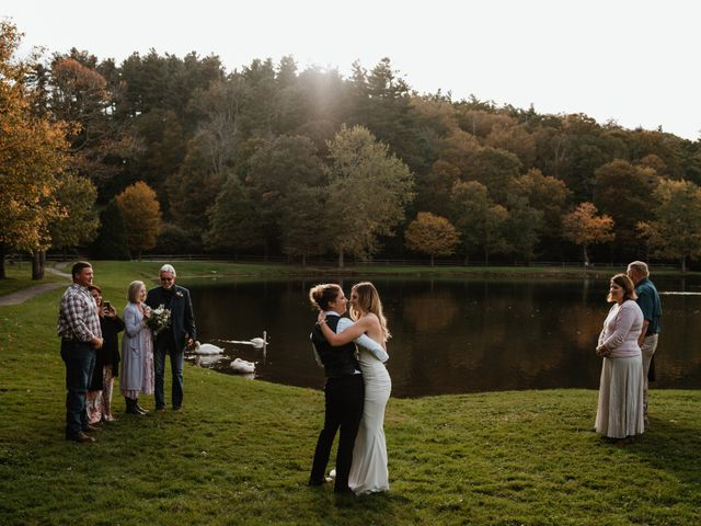 Aimee and Chelsey's Wedding in Blowing Rock, North Carolina 51
