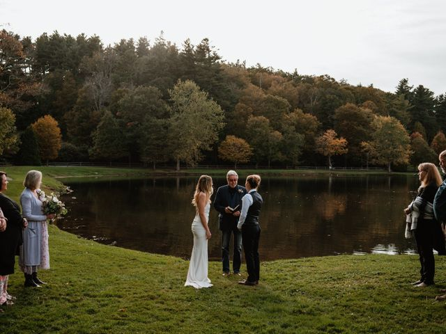 Aimee and Chelsey's Wedding in Blowing Rock, North Carolina 71