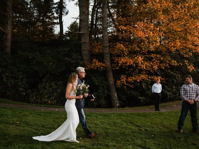 Aimee and Chelsey's Wedding in Blowing Rock, North Carolina 72