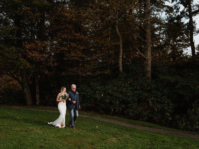 Aimee and Chelsey's Wedding in Blowing Rock, North Carolina 73