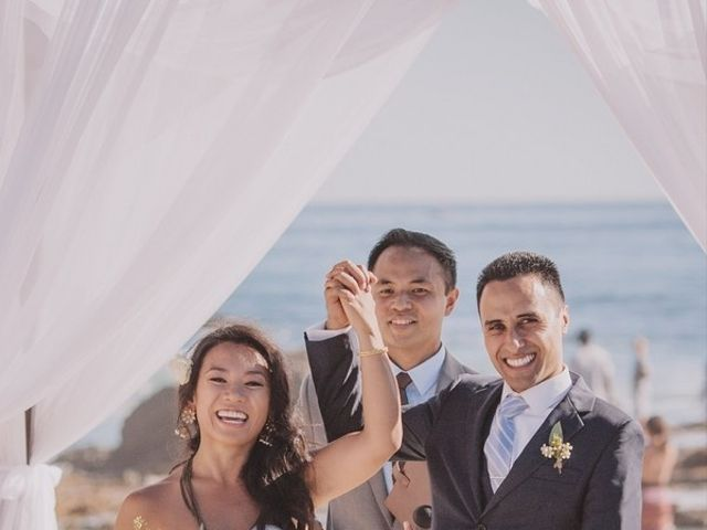 Leslie and Irfan's Wedding in Newport Beach, California 11