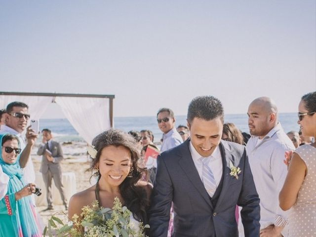 Leslie and Irfan's Wedding in Newport Beach, California 12