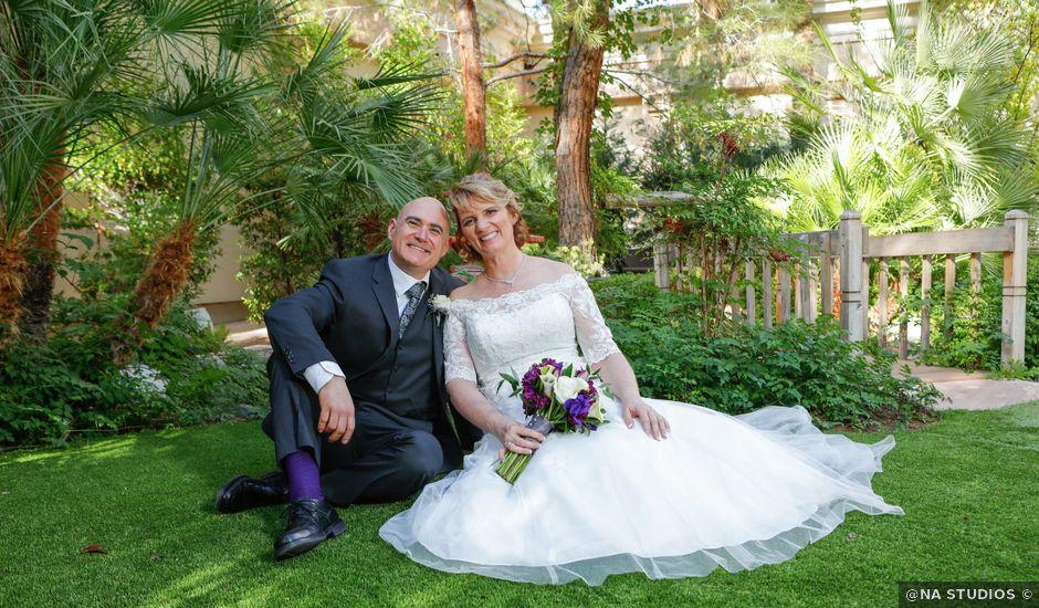 Scott and Tammy's Wedding in Las Vegas, Nevada
