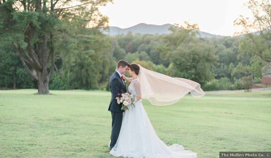 Amy and Ryan's Wedding in Lynchburg, Virginia