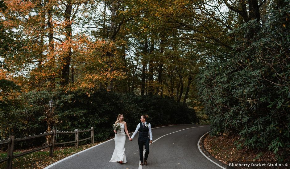 Aimee and Chelsey's Wedding in Blowing Rock, North Carolina
