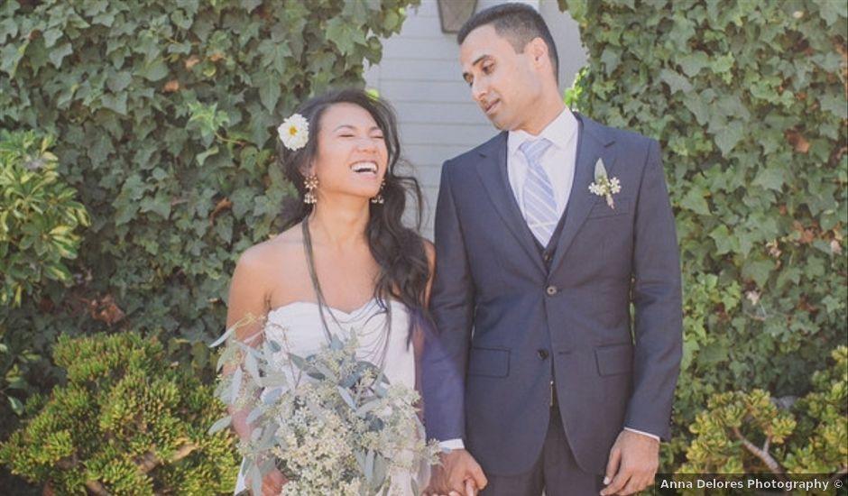 Leslie and Irfan's Wedding in Newport Beach, California