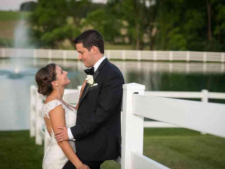 The wedding of Samantha and Nick