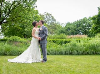 The wedding of Kylie and Brian