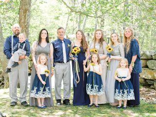 The wedding of Keith and Sarah 1