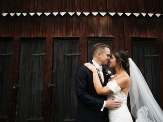 The wedding of Andreas and Nazli