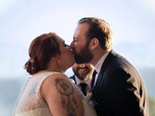 The wedding of Kaylee and Robert