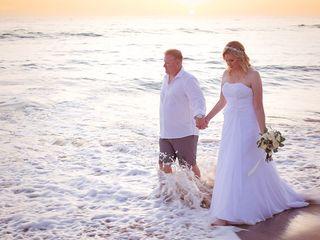The wedding of Jennifer and Jeff 1