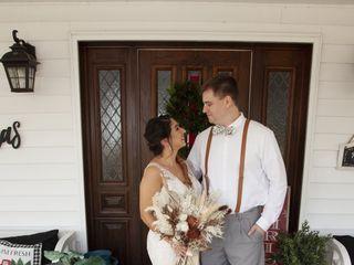 The wedding of Liza  and Michael 3