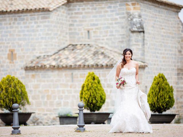 David and Rachel's Wedding in Pamplona, Spain 1
