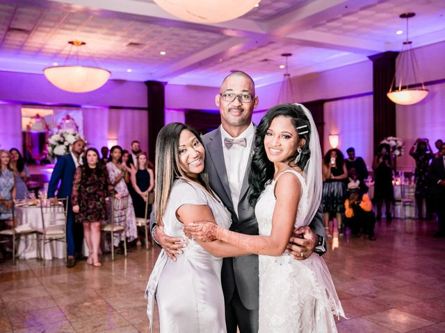 Dency and Briana's Wedding in Freehold, New Jersey 13