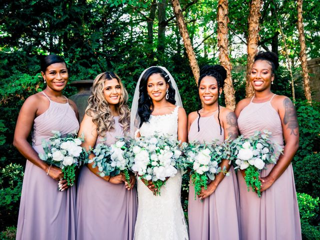 Dency and Briana's Wedding in Freehold, New Jersey 22