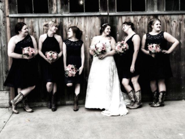 Heather and Donald's Wedding in Dover, Ohio 5