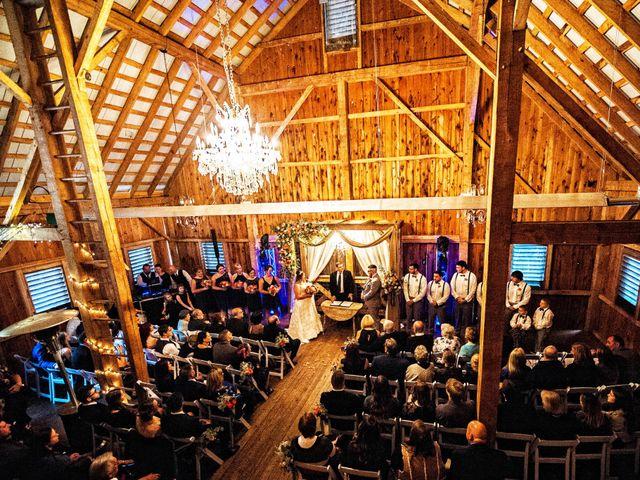 Heather and Donald's Wedding in Dover, Ohio 14