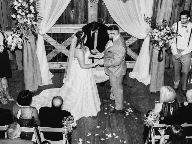 Heather and Donald's Wedding in Dover, Ohio 15