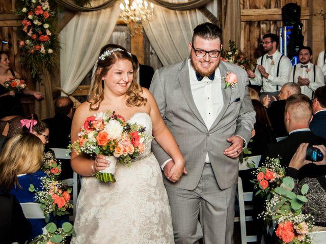 Heather and Donald's Wedding in Dover, Ohio 16