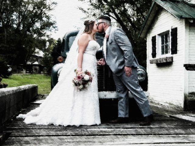 Heather and Donald's Wedding in Dover, Ohio 17
