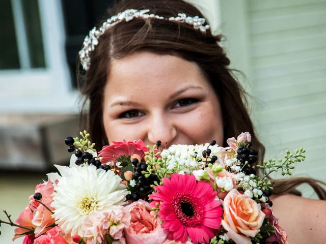 Heather and Donald's Wedding in Dover, Ohio 18