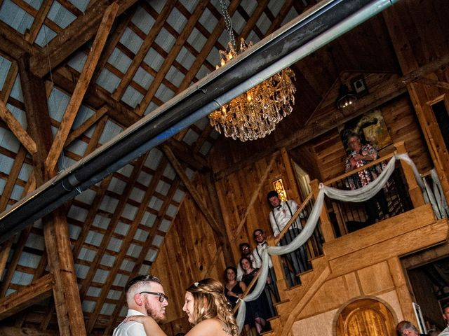 Heather and Donald's Wedding in Dover, Ohio 25