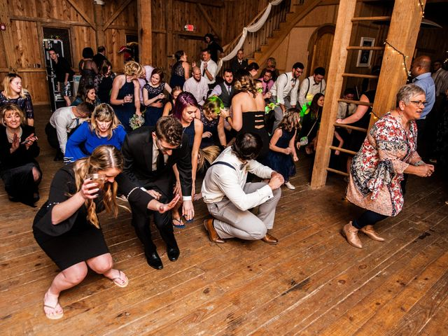 Heather and Donald's Wedding in Dover, Ohio 28