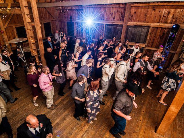 Heather and Donald's Wedding in Dover, Ohio 30
