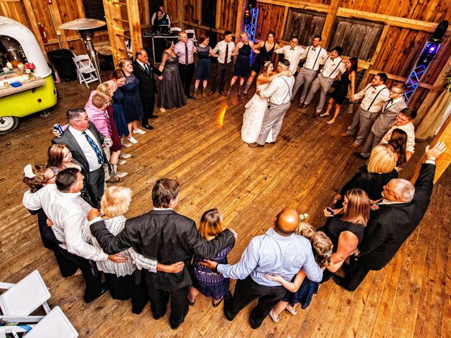 Heather and Donald's Wedding in Dover, Ohio 1