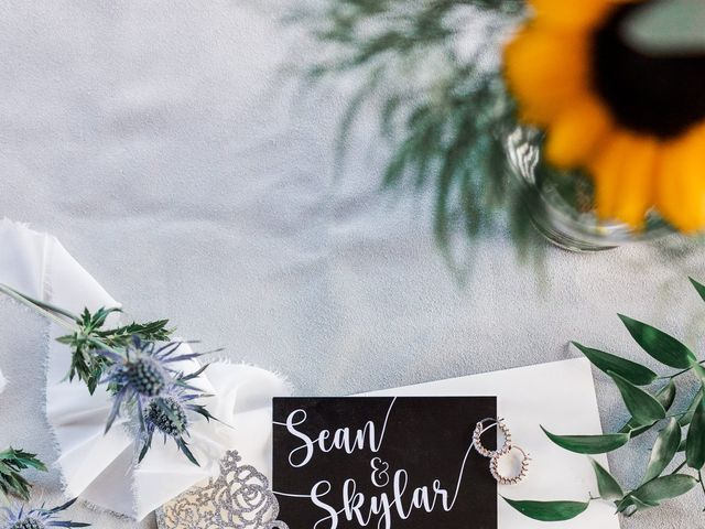 Sean and Skylar's Wedding in Tellico Plains, Tennessee 9