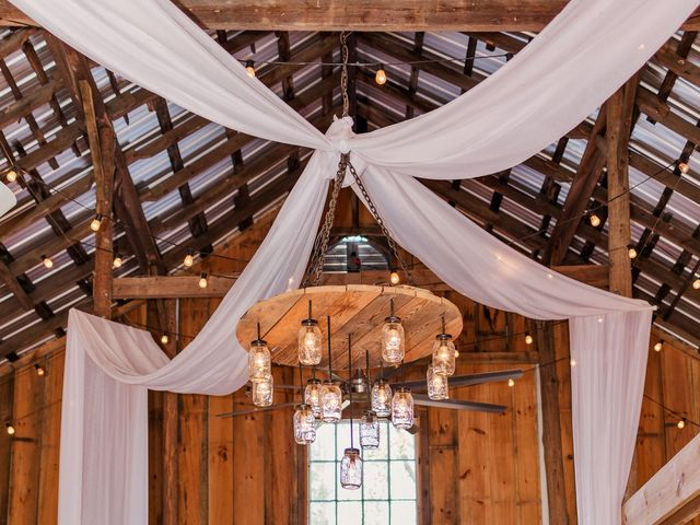 Sean and Skylar's Wedding in Tellico Plains, Tennessee 18