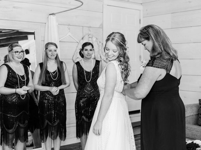 Sean and Skylar's Wedding in Tellico Plains, Tennessee 20