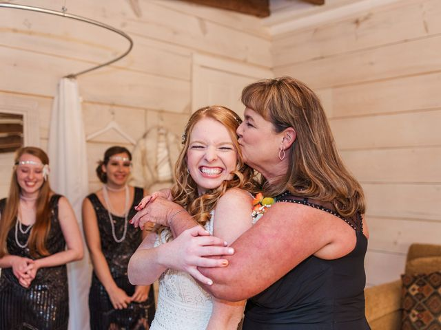Sean and Skylar's Wedding in Tellico Plains, Tennessee 22
