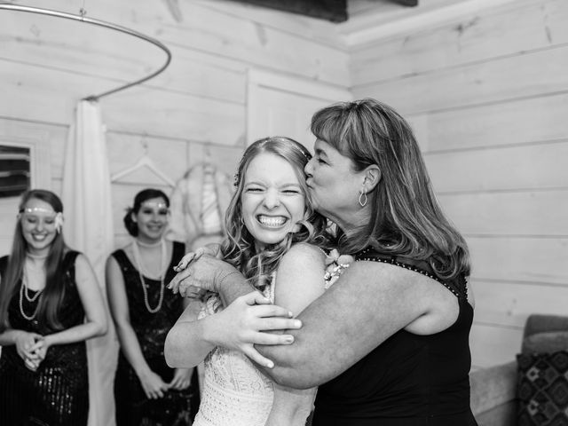 Sean and Skylar's Wedding in Tellico Plains, Tennessee 23