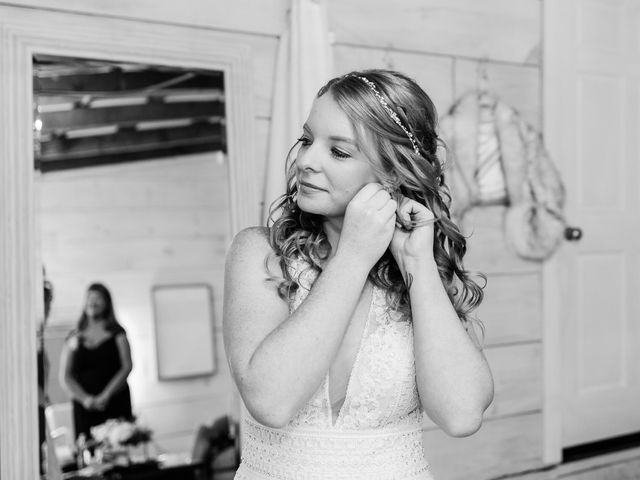 Sean and Skylar's Wedding in Tellico Plains, Tennessee 24