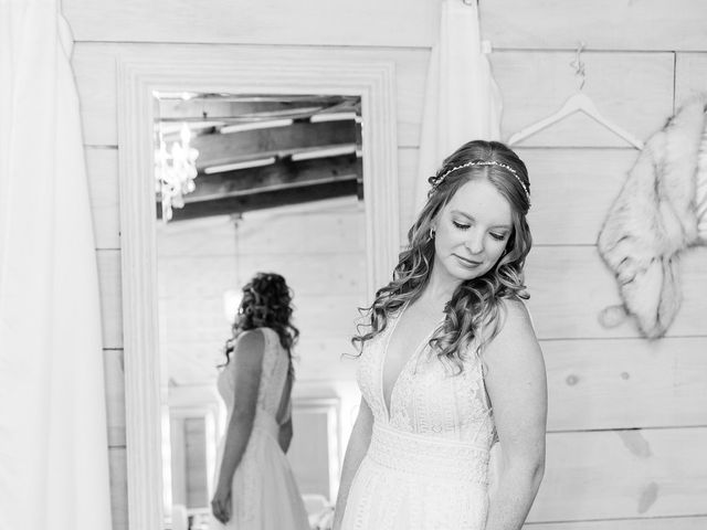 Sean and Skylar's Wedding in Tellico Plains, Tennessee 25