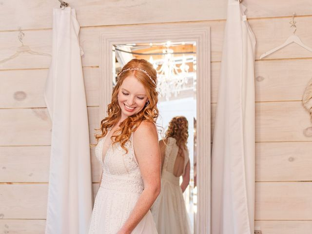 Sean and Skylar's Wedding in Tellico Plains, Tennessee 26