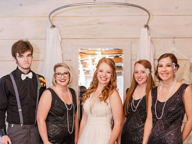 Sean and Skylar's Wedding in Tellico Plains, Tennessee 27