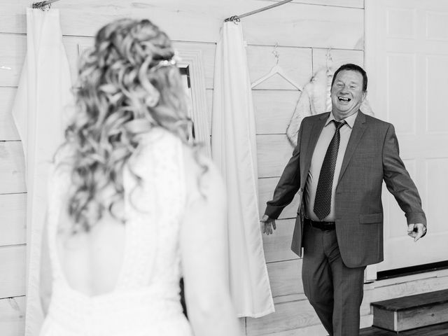 Sean and Skylar's Wedding in Tellico Plains, Tennessee 29