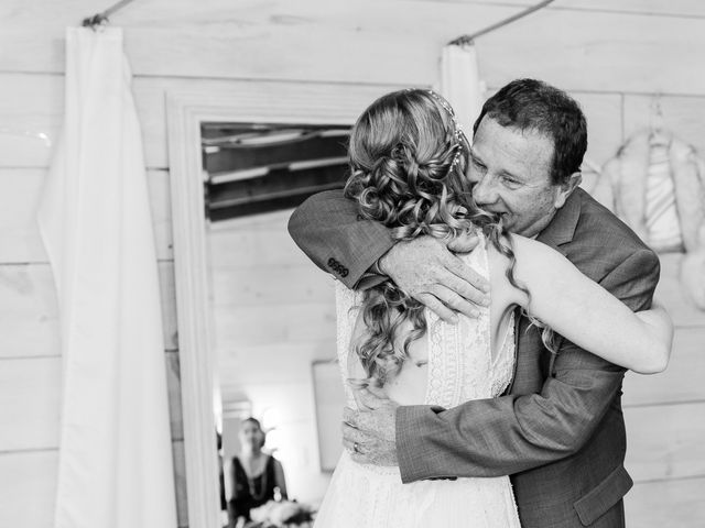 Sean and Skylar's Wedding in Tellico Plains, Tennessee 31