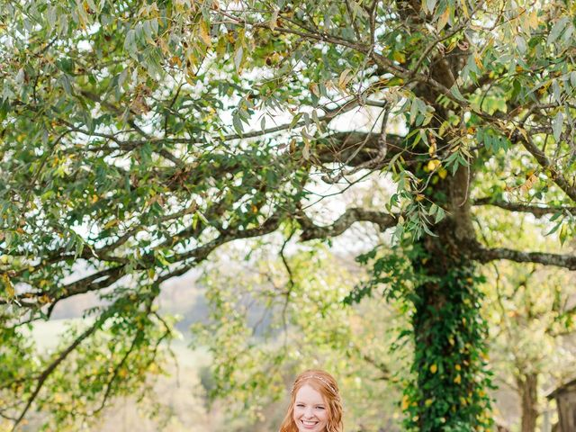 Sean and Skylar's Wedding in Tellico Plains, Tennessee 32