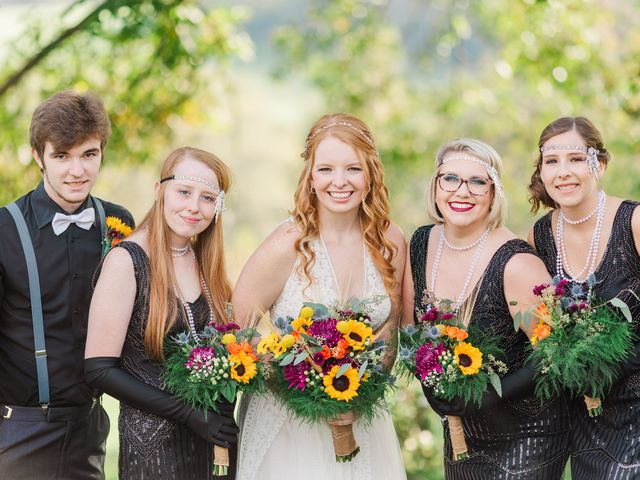 Sean and Skylar's Wedding in Tellico Plains, Tennessee 35